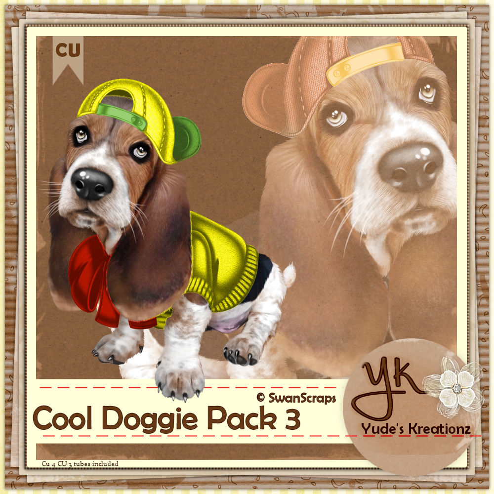 Cool Doggie Pack 3
