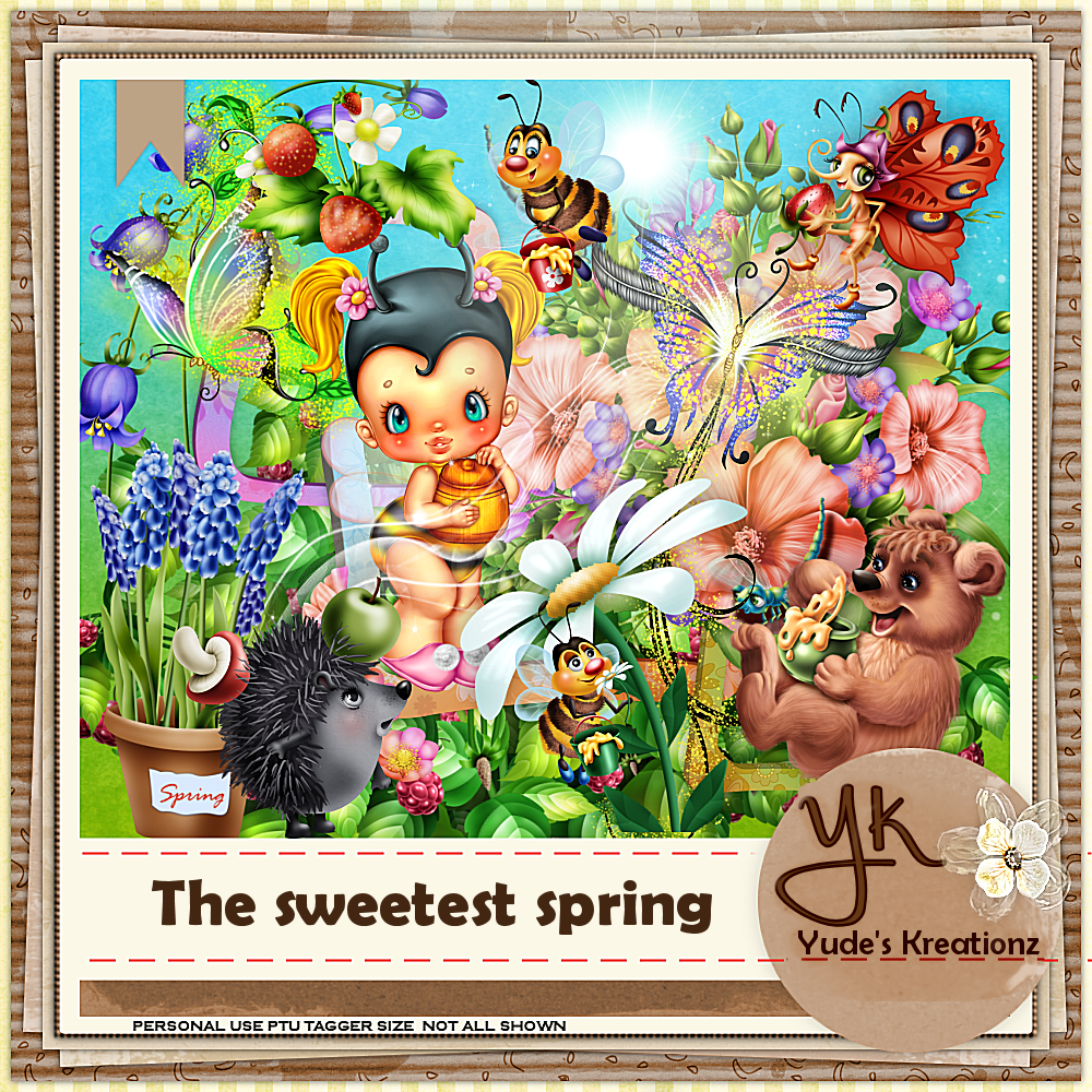 The Sweetest Spring