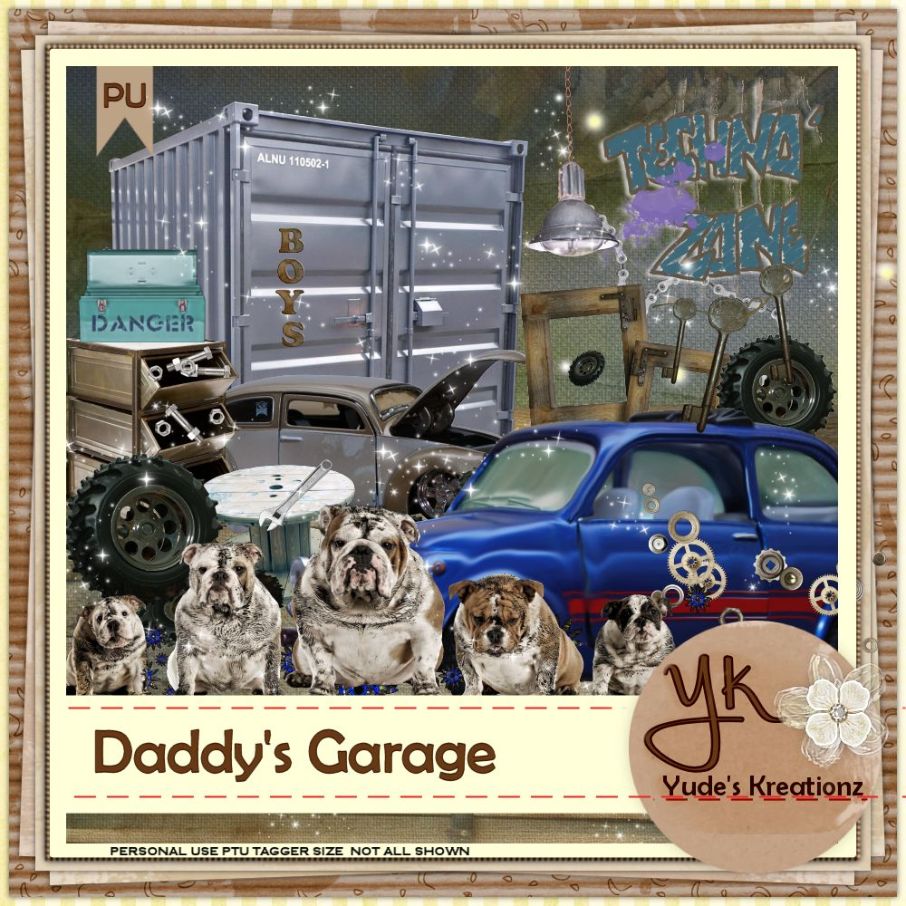 Daddy's Garage PU
